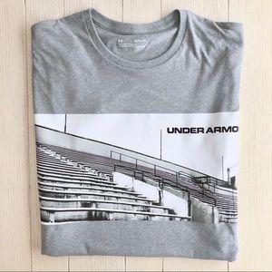 Under Armour Bleachers Graphic Tee XL